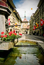 Old City Bern Royalty Free Stock Image - 15685496