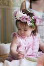 Cute Little Girl Royalty Free Stock Image - 1578416