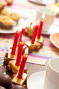 Birthday Candles Royalty Free Stock Photography - 15704807