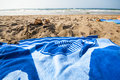 Beach Towel And Bag Stock Photography - 15783072