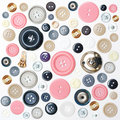 Various Sewing Button  Stock Images - 15783394