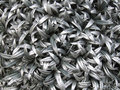 Steel Leaves Abstract Royalty Free Stock Photos - 1582378