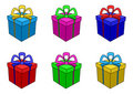 Boxes Multi-coloured, Square Royalty Free Stock Image - 15825666