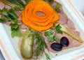Aspic From Meat Stock Photo - 15855880