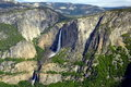 Upper And Lower Yosemite Falls Royalty Free Stock Photos - 15866178