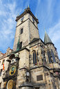 Astronomical Clock In Prague Royalty Free Stock Photography - 15884757