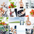 Collage Royalty Free Stock Photos - 15888538