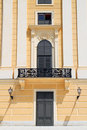 One Of Many Castle Schoenbrunn Balconies Stock Photos - 15890173