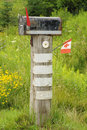 Old Rural Mailbox Stock Photography - 15893032