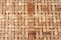 A Yellow Woven Wicker Material Stock Photo - 15920490