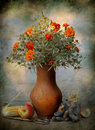 Thorns And Marigolds Stock Image - 15922241