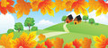 Autumn Landscape Stock Image - 15932141