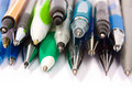 Colored Ballpoint Pens Stock Image - 15949111