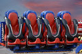 Roller Coaster Royalty Free Stock Images - 15949159