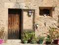 Traditional Spanish Dwelling Stock Photo - 15975420