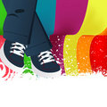 Colored Abstract Background Stock Photography - 15987002