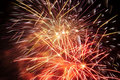 Fireworks Detail Stock Photography - 1601762