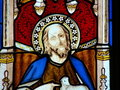 Artistic Stained Glass Window Royalty Free Stock Images - 1604769
