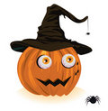 Pumpkin For Halloween Royalty Free Stock Image - 16000946