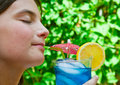 Summer Drink Royalty Free Stock Photo - 16002205