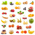 Big Collection Of Fruits Stock Photography - 16004982