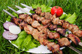 Kebab Royalty Free Stock Photos - 16018948