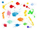 Blots Collection Royalty Free Stock Images - 16048709