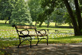 Sitting Bench Stock Photography - 16053512