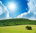 Pasture Royalty Free Stock Images - 16071339