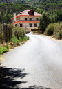 Road To A House Stock Photography - 16092642