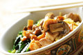 Bowl Of Noodle Stock Photo - 1617840