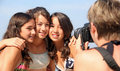 Family On Vacation Stock Image - 1618581
