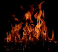 Fire Flame Royalty Free Stock Image - 16120406