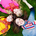 Mother And Daughters Stock Photography - 16136742