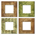 Isolated Art Frame Stock Images - 16145714