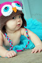 Curious Baby Girl Stock Photography - 16158542