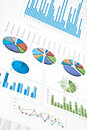 Charts And Diagrams Stock Image - 16175241
