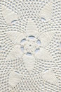 Hand Made Crocheted Doily Stock Image - 16182861