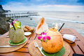Dinner In Paradise 1 Royalty Free Stock Images - 16190799