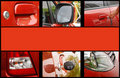 Car Exterior Collage Royalty Free Stock Image - 16194086