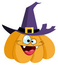 Pumpkin Witch Royalty Free Stock Photography - 16246517