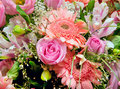 Huge Bouquet Of Flowers Royalty Free Stock Photos - 16255808