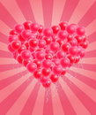 Valentine Card Royalty Free Stock Photography - 16264027