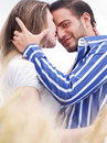 Loving Couple, Man Looking At Camera Stock Images - 16264194
