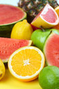 Vegetables And Fruits Stock Photos - 16299343