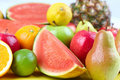 Vegetables And Fruits Royalty Free Stock Photos - 16299348