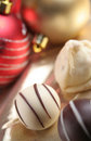 Christmas Chocolates Royalty Free Stock Images - 1636959