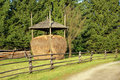 Covered Haycock Stock Images - 16302864