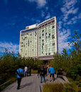 The High Line Park In New York City Stock Images - 16323864
