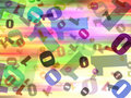 Binary Background Stock Images - 16335174